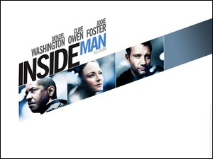 Inside Man, Jodie Foster, Denzel Washington, Clive Owen