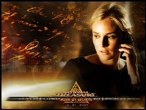 telefon, National Treasure 2 - The Book Of Secrets, Diane Kruger