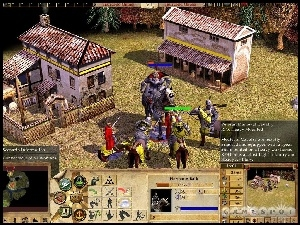 Bitwa, Empire Earth 2, Postacie