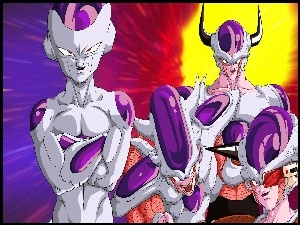 Anime, Dragon Ball Z, Freezer