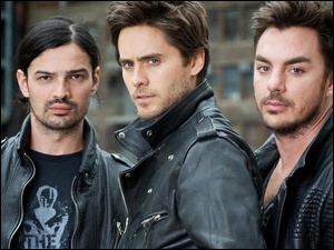 30 Seconds To Mars, Tomo Milishevi, Lato Dzhaerd, Shannon Leto