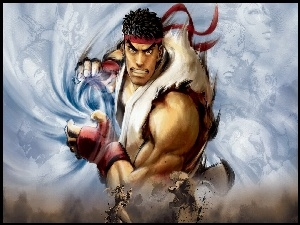 Street Fighter IV, Ryu