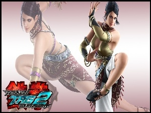 Zafina, Tekken Tag Tournament 2