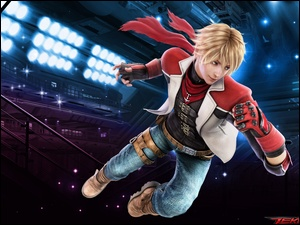Tekken Tag Tournament 2, Leo