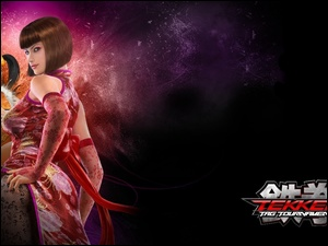 Kobiety, Ling Xiaoyu, Tekken Tag Tournament 2, Anna Williams