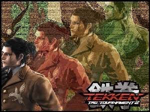 Tekken Tag Tournament 2, Dragunov