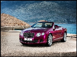 GT, Convertible, Bentley, 2013, Continental, Speed