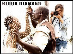 Jennifer Connelly, Krwawy Diament, Djimon Hounsou