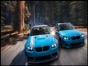 Pursuit, Bmw M3, Gra, M5, Need For Speed