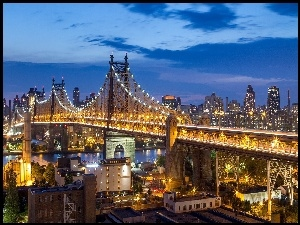 Nowy Jork, Most, Queensboro