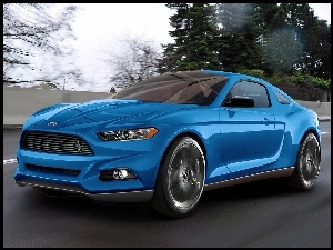 Ford, 2015, Mustang, GT