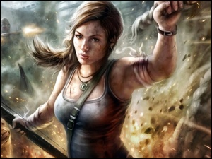 Tomb Raider, Lara Croft
