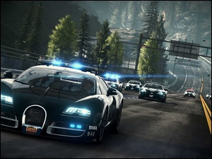 Need for Speed Rivals, Bugatti, Wyścigi, Samochody