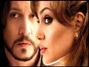 Film, Johnny Depp, Turysta, Angelina Jolie