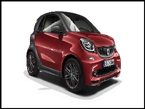 2014, Smart Brabus ForTwo Tailor Made Coupe C453