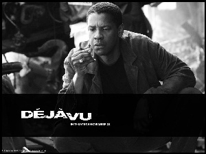 Deja Vu, Denzel Washington