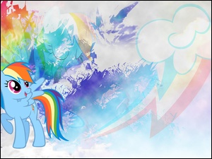 Znaczek, My Little Pony, Rainbow Dash