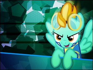 My Little Pony, Lighting Dust