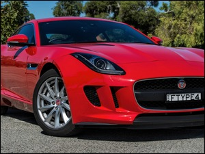2014, Jaguar F-Type R Coupé, 550 PS