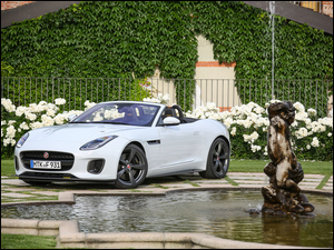 Jaguar F-Type 400 Sport Convertible, 2017