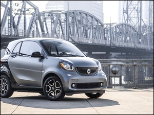 Most, Smart Fortwo, 2016
