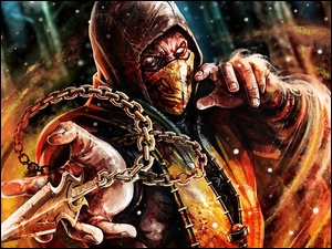 Mortal Kombat X, Scorpion