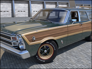 Ford Country Squire Zabytkowy