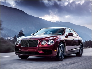 Bentley Flying Spur V8 2017