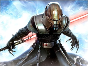 Postać z gry wideo Star Wars: The Force Unleashed