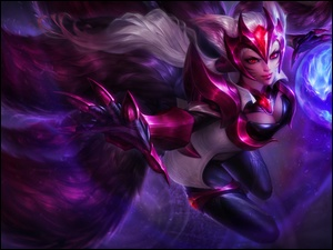 League Of Legends, Ahri