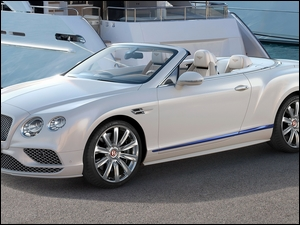 Bentley Continental z 2017 roku