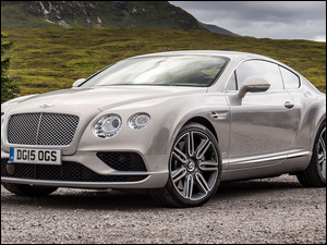 Bentley Continental GT rocznik 2011