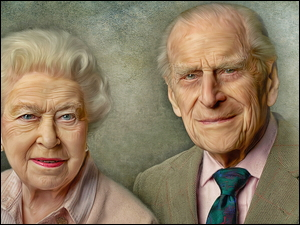 Elizabeth Alexandra Mary Windsor i Prince Philip of Greece and Denmark