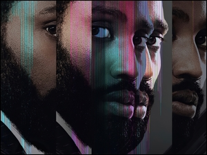 Aktor, Plakat, Tenet, Film, John David Washington