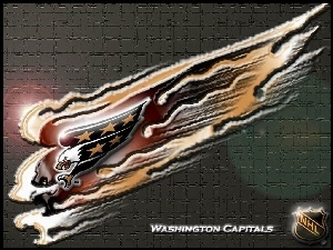 Logo, Washington Capitals, Drużyny, NHL