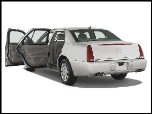 Cadillac DTS, Drzwi