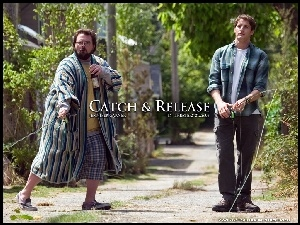 Kevin Smith, Catch And Release, Sam Jaeger
