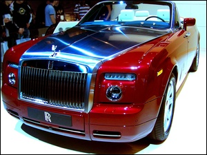 Prezentacja, Phantom Drophead Coupe