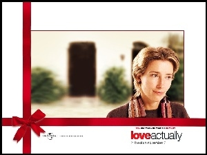 kokarda, Love Actually, Emma Thompson