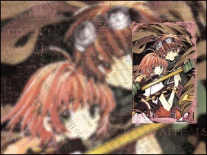 walka, Tsubasa Reservoir Chronicles, para