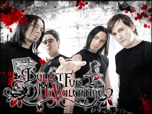Wokalista, Bullet For My Valentine