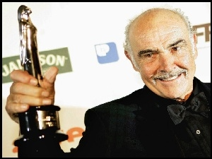 Sean Connery, statuetka