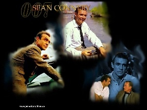 Sean Connery, 007