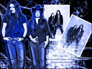 Marco, Nightwish, Tarja Turunen