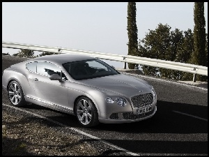 Bentley Continental GT, Coupe
