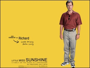 Little Miss Sunshine, Greg Kinnear
