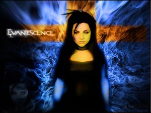 Krzyż, Amy Lee, Evanescence