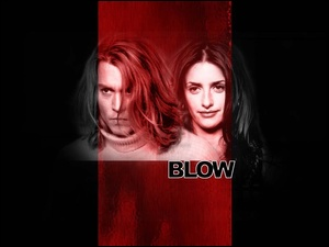 Blow, tytuł, Johnny Depp, Penelope Cruz