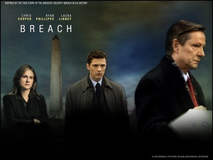 Breach, Laura Linney, Chris Cooper, Ryan Phillippe