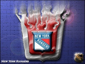Logo, New York Rangers, Drużyny, NHL